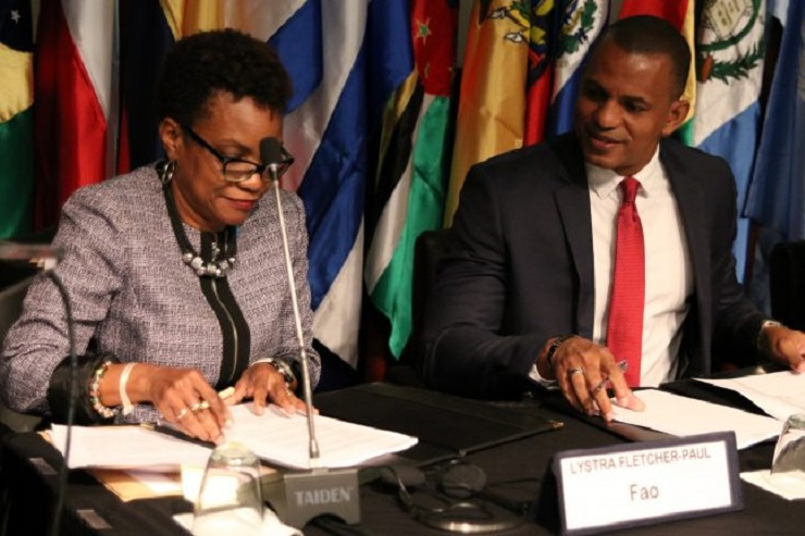 New Partnership Between Caribbean Development Bank And Fao Real Fm