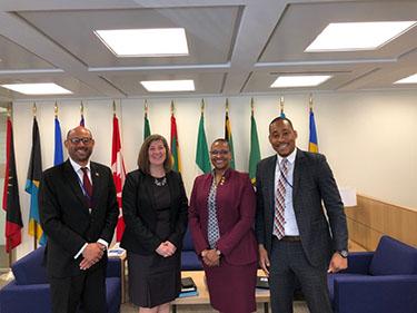 Grenada Represented At World Bank/ IMF Spring Meetings